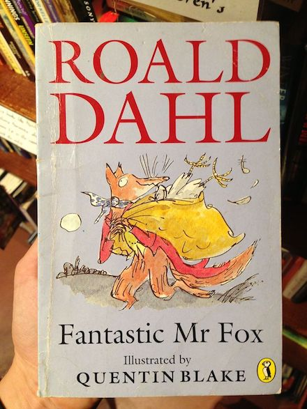 Fantastic Mr Fox by Roald Dahl